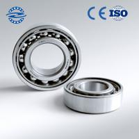 High - Rotating Speed Open Deep Groove Ball Bearing ZZ 6009 0.229kg Oil Lubrication Manufactures