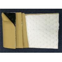 Two In One Sound Absorbing Cotton 20mm White Acoustic Foam Heat Insulation Manufactures