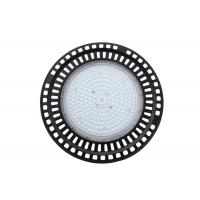 China Waterproof 100V - 277V UFO High Bay LED Warehouse Use Industrial Fixture Round Lamp on sale