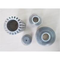 Clear Anodizing Hollow Aluminum Sun Flower Extrusion Sink Agricultural Manufactures
