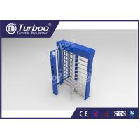 Full Height Security Controlled Access Turnstiles With RFID Card Reader