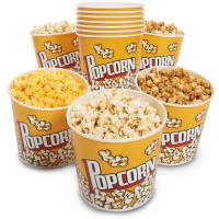 China popcorn packaging paper cup bowl box forming machine Manufactures