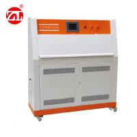 Environmental UV Test Machine / Accelerated Aging Test Chamber For Plastic And Coatings Manufactures