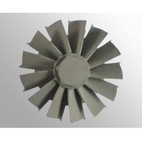 Buy cheap Vacuum investment casting steam turbine wheel with High temperature nickel base alloy from wholesalers
