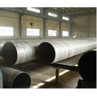 SAW Welding API 5L Steel Pipe , 219mm - 3048mm API 5L Water Pipeline Manufactures
