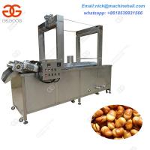 Automatic Broad Bean Deep Frying Machine|Broad Bean Deep Frying Machine Price|Hot Selling Broad Bean Deep Frying Machine Manufactures