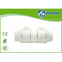 China Double  inline extractor fan combined HFx2 series ventilation system on sale