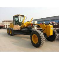 Durable XCMG Motor Grader GR180 Heavy Construction Machinery For Sand Stone Manufactures