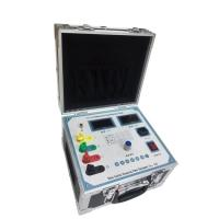 30A Intuitive Display DC Resistance Tester Grounding Lines Group High Accuracy Manufactures