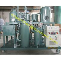 Used Cooking oil Filtration purifier, restaurant oil recycling plant with press filter Manufactures