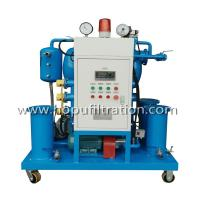 China Low cost high efficiency dielectric transformer oil filter machine.Cable Oil Purifier,Insulation Oil Purifying ZY Series on sale
