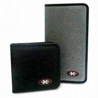 Shinning Cloths CD Holder with 32, 72 and 96 Pieces Discs Capacity and Non Detachable Sleeves Manufactures