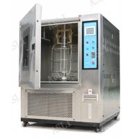 Xenon Accelerated Weathering Aging Test Chamber , Environmental Test Chamber Manufactures