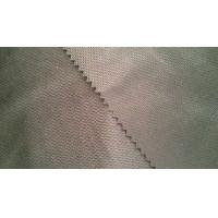 Plain Dyed Breathable Double Knit Fabric , Bag or Office Chair Air Mesh Fabric Manufactures