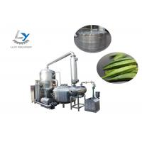 China Low Fat Vacuum Automatic Chips Frying Machine For Fruit And Vegetable on sale