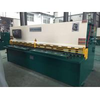 QC12Y series CNC shearing machine, shearing thickness 4mm - 32mm Manufactures