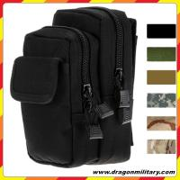 Hot sale cheap molle system tactical sport waist bag waist pouch Manufactures