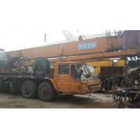 40Ton Used KATO Crane NK400 With The original paint Manufactures