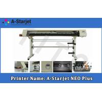 Buy cheap AStarjet NEOJET with DX5.5 Printhead 1.52M Printer Eco-solvent/Water-base from wholesalers