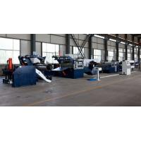 GI / PPGI / PPGL Automatic Metal Sheet Cutting Machine Steel Coil Slitting Line Manufactures