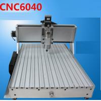 Mini 6040 CNC engraving machine (1.5KW spindle+2.2KW VFD+4 axis+Tailstock) Manufactures
