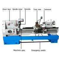 Buy cheap Diameter 500mm 6250 Horizontal Gap-bed Grinding Lathe Machine 7.5KW from wholesalers