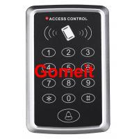 Smart Card ID IC Standalone RFID Access Control 1000 Users Capacity IP68 Certified Manufactures