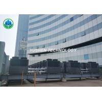 China Durable Heat Pump Heating And Cooling System AC Fans For Building on sale