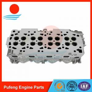 aluminum cylinder head manufacture in China, Nissan YD25-DDTI cylinder head 11040-5M300 11040-5M301 for Navara/King-cab