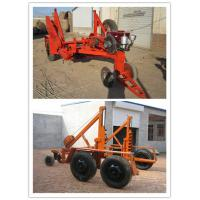 Cable Reel Trailer,Reel Cable Trailer,Pulley Carrier Trailer, Pulley Trailer Manufactures