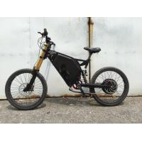 Disc Brake Stealth Bomber Electric Mountain Bike 25-40km/H Speed Manufactures