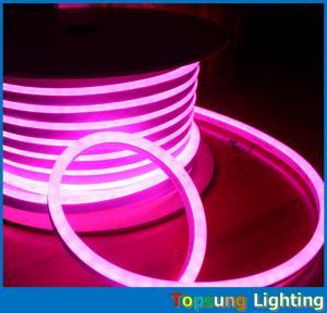 China smd led flexilble neon strip light 10*18mm 220v/110v/24v neon rope light on sale