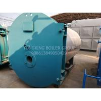 Industrial Fire Tube Boiler And Water Tube Boiler For Laundry 92% Efficiency Manufactures