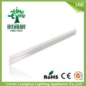 High Efficiency T8 LED Tube 12 Watt / 2700 - 3300K Warm White t8 4ft LED Tubes Manufactures