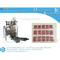 Quality VFFS of expansion tubes packing machine, expansion tubes packaging machine , expansion tubes filling machine for sale