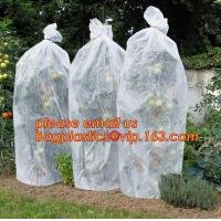 China PP Non Woven Fabric Fruit Tomato Banana Bunch Cover Garden Plant Protection Cover For Winter,Eco-friendly Household Non on sale
