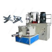CE Industrial Stainless Steel Plastic Mixer High Speed For PVC Resin Mixing Manufactures