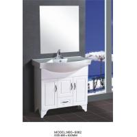 80 X48X85/cm PVC bathroom cabinet / bathroom vanity / with mirror for bathroom Manufactures