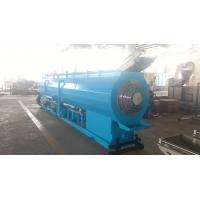 China Plastic Pipe Extrusion Machine / PVC Pipe Manufacturing Machine with Single Screw Extruder on sale