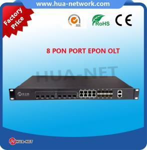 1U 8PON 16 PON GPON EPON fiberhome olt sfp manufacturer Manufactures