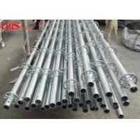 China High Strength Scaffolding Ring Lock System Horizontal Ledgers for Concrete Construction on sale