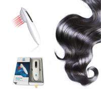 LLLT 650nm Hair Growth Laser Comb , Laser Comb For Hair Loss Treatment Hair Brush Manufactures