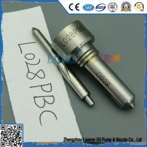 ERIKC L028PBC delphi injector nozzles common rail L028 PBC diesel auto fuel pump injection nozzle Manufactures
