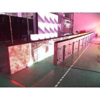 P8 Perimeter Digital Advertising Display Screens LED Billboard Light Weight Manufactures