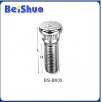 China Galvanized Wheel Bolt And Nut Manufacture,Export Truck Wheel Hub Bolts and Nuts, Hub Bolt And Nut OEM on sale