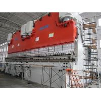 400 Ton 12 Meters Pipe Bending Machine Tandem Press Brake For Pipe Making Manufactures