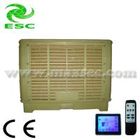 Big Wall Mounted, Window Type Evaporative Cooling Unit (ESC12-18D-2) Manufactures