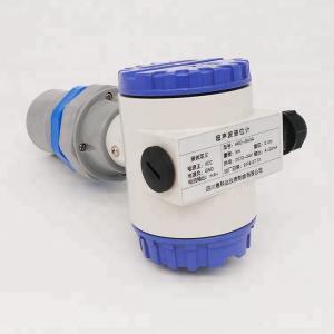 China RS485 Ultrasonic Level Transmitter , Digital Liquid Level Sensor For Milk Production on sale