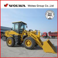 Wolwa DLZ 935  Wheel Loader with bucket volume 1.7CBM front loader from china manufacture Manufactures