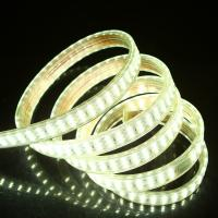 China 276 Leds/M Flexible LED Strip Lights White / Warm White CE & RoHs Certification on sale